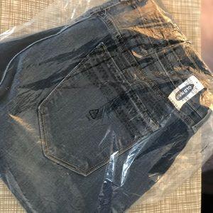 Unworn Mid-Rise Curvy Skinny Jeans — Old Navy